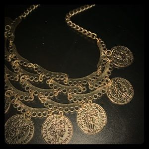 Lovely Coin Necklace